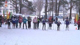 Чемпионат Мозырского района по лыжным гонкам