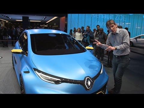 Salon de Genève 2017 : Renault Zoe e-Sport