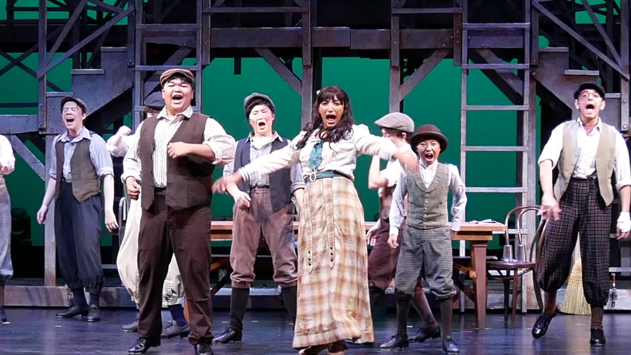 Newsies the Musical | Starstruck Theatre – Youth Performing Arts