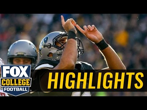 (10) Colorado beats (22) Washington State, 38-24 | 2016 COLLEGE FOOTBALL HIGHLIGHTS