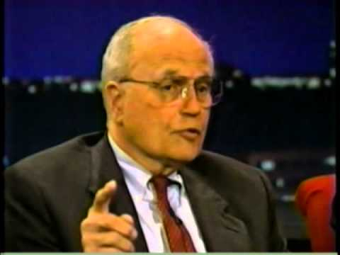 Mark Scott and John Dingell on Bonds Tonight, 1995
