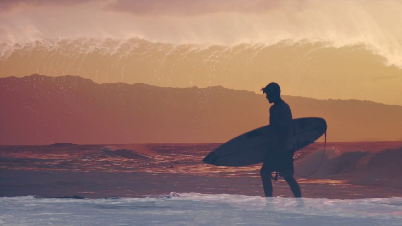 Justin Becret in Dance with the Shadows | Billabong