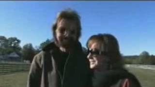 reba mcentire cowgirls don t cry behind the scenes 2 with cma rehearsal