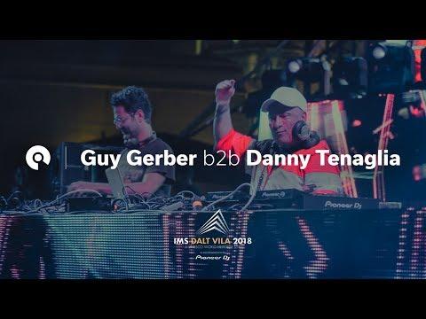 Danny Tenaglia b2b Guy Gerber @ IMS Dalt Villa 2018 (BE-AT.TV)