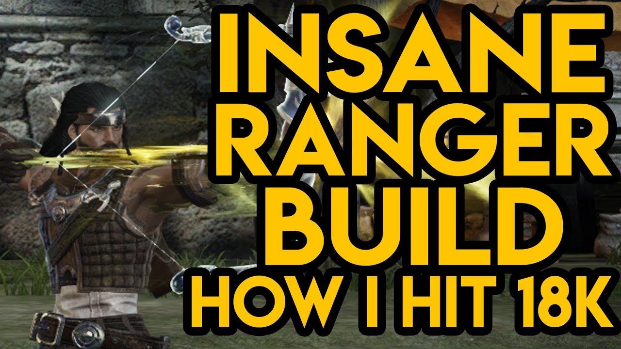 Neue Produkte bester Großhändler online Shop Bless Online : Insane Damage Ranger Build | How I hit 18k Damage