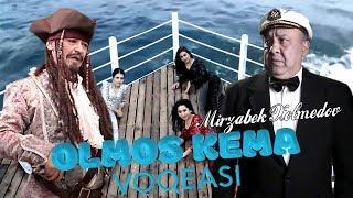 Mirzabek Xolmedov - Olmos kema voqeasi