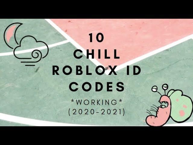 Roblox Music Codes Chill