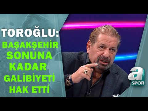 İstanbul Başakşehir FK 3-2 Beşiktaş Erman Toroğlu Maç Sonu Yorumları / A Spor / Takım Oyunu