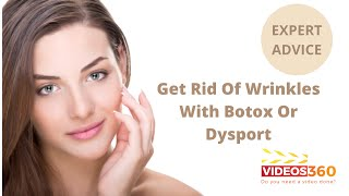 Now Trending - Botox or Dysport Treatment by Dr. Gerald Bock