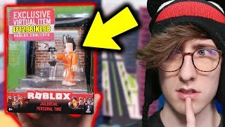 *NEW* SECRET JAILBREAK TOYS RELEASED! (Toy Code Giveaway) - Roblox Jailbreak Toys