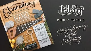 Extraordinary Hand Lettering by Doris Wai