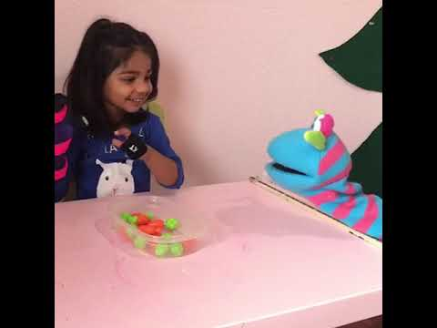 Puppet Play and Fine motor