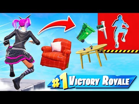 NO ONE CAN SURVIVE THIS *PARKOUR* COURSE! (Fortnite)