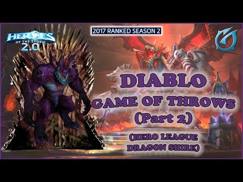 Grubby | Heroes of the Storm 2.0 - Diablo - Game of Throws P