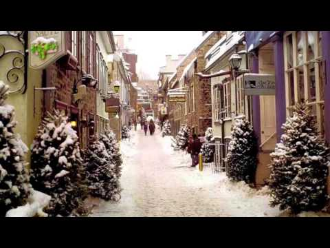 Christmas in Quebec City 2016