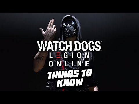 What To Know About Watch Dogs: Legion Online