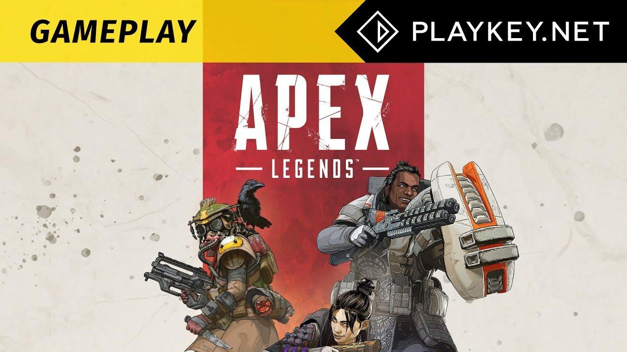 Apex Legends PC Gameplay
