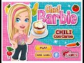 Barbie Online Games - Barbie Cook Chili Game