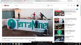 Почему я не инвестирую в ICO? Пример: проект Terra miner - скам, развод, мошенничество!