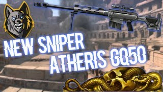 Warface - ATHERIS GQ50 Game Play ( New Sniper )