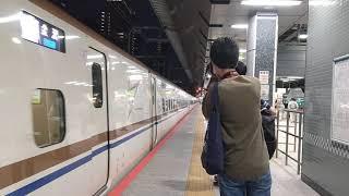 E7系東京発車