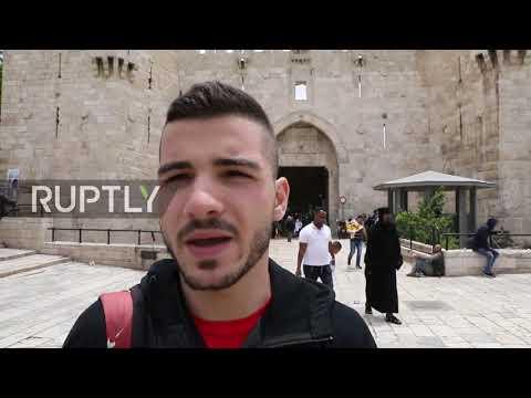 Israel: 'We're On Top Of The World' - Jerusalem Celebrates Embassy Move