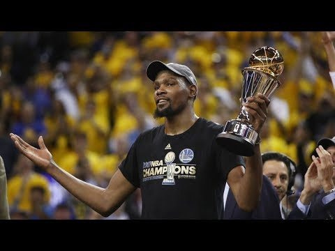 Dan Patrick Reflects on Kevin Durant Winning a Title and Finals MVP | 6/13/17
