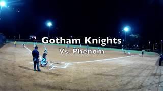 Gotham Knights vs Phenoms 10-30 highlights