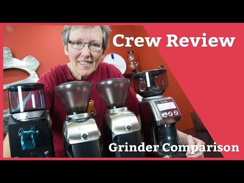 Coffee Grinders | CR Comparison