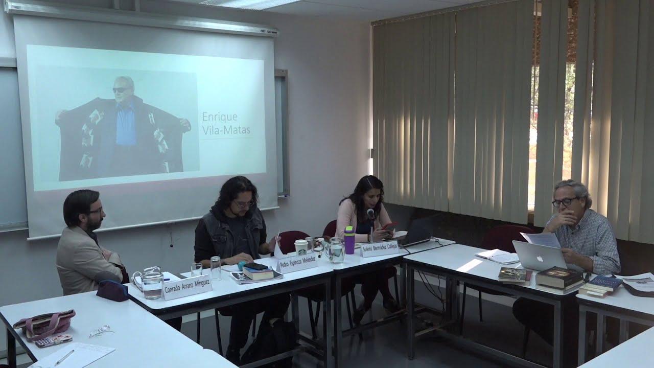 Download Sem. Historiografía: Los abismos literarios de la memoria, Dra. Sulemi Bermúdez Callejas