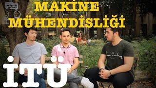İSTANBUL TEKNİK ÜNİVERSİTESİ- MAKİNE MÜHENDİSLİĞİ