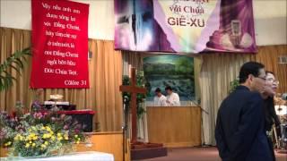 Lễ Báp-têm - Phục Sinh 2013