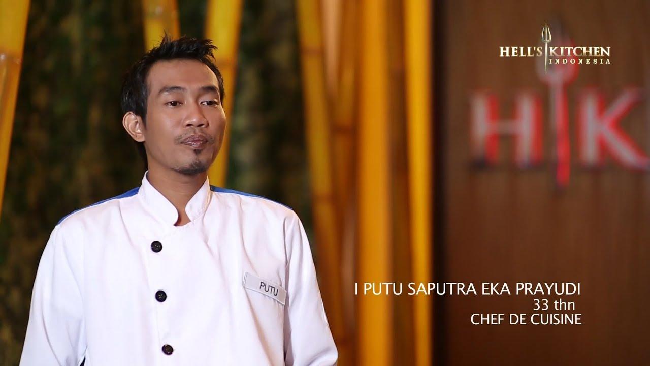 Hell Kitchen Chef Juna