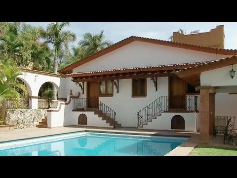 Maity visitó la casa de Joan Sebastian en Cuernavaca