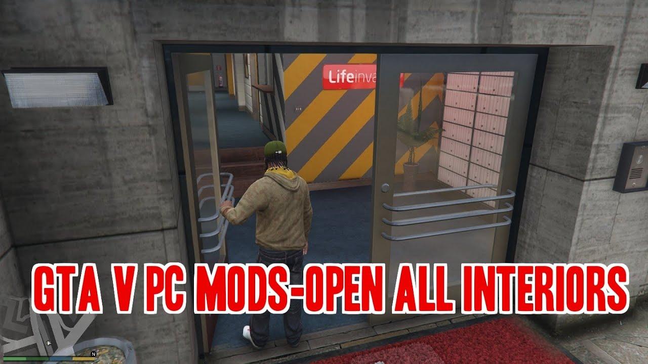 Open All Interiors - Scripts & Plugins - GTAForums