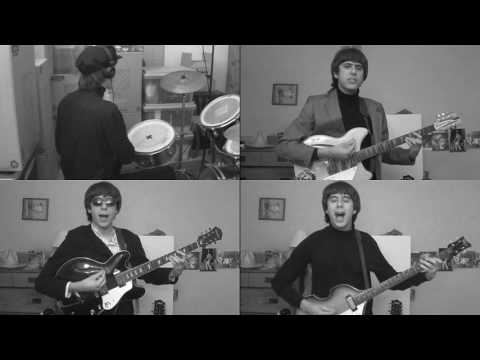 The Beatles - I'm Happy Just To Dance With You (Full Cover) [497th Subscriber Spectacular]