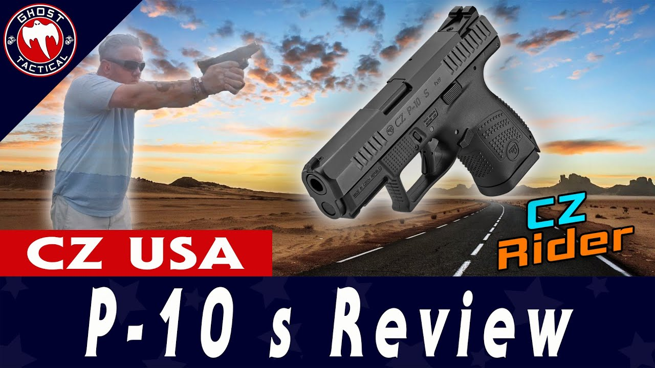 CZ P-10 S (Sub-Compact) Review?  Best CCW Gun of 2020?