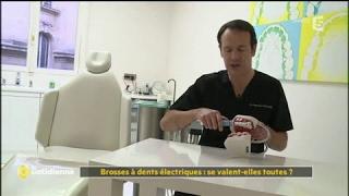 Brosses à dents électriques : se valent-elles toutes ? - La Quotidienne