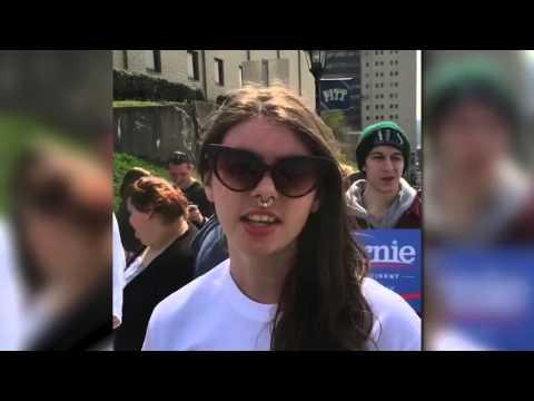 Bernie Sanders Supporters On Bernie Or Bust