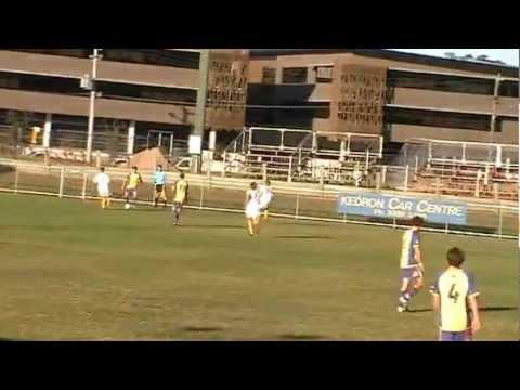 Brisbane Strikers vs South West Qld - U19QSYL