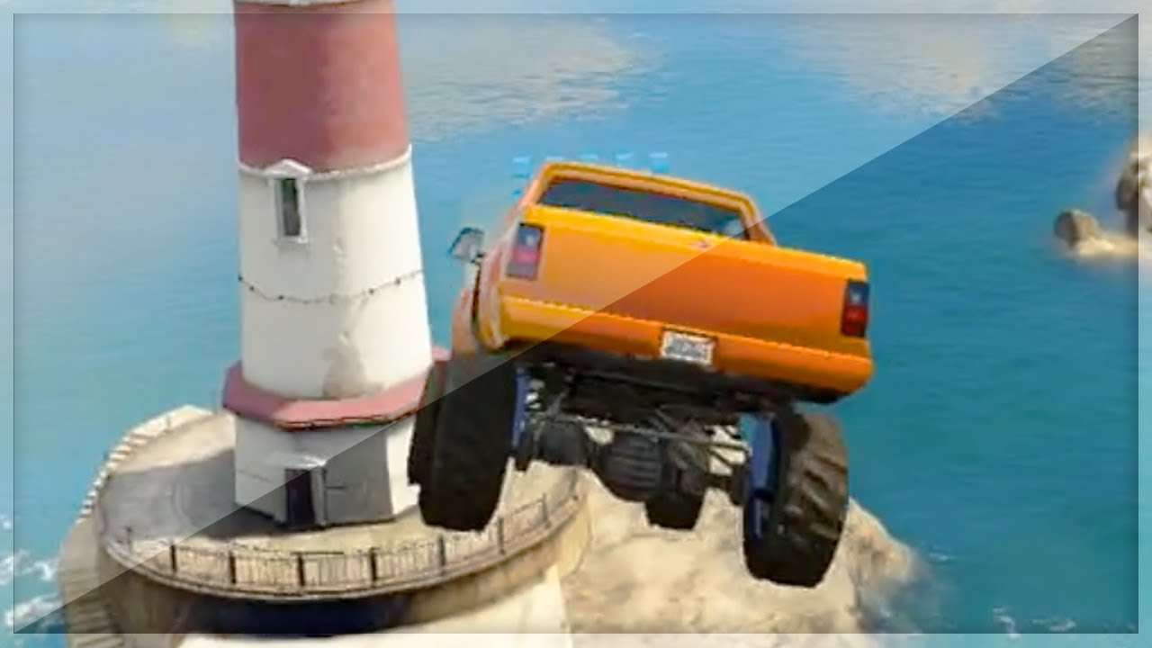 how to buy a monster truck in gta 5 online