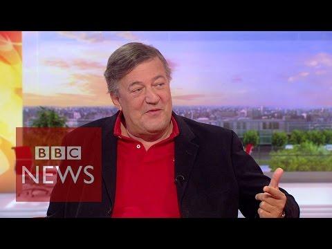 Stephen Fry: Addiction, Al Pacino, Robin Williams & Philip Seymour Hoffman - BBC News