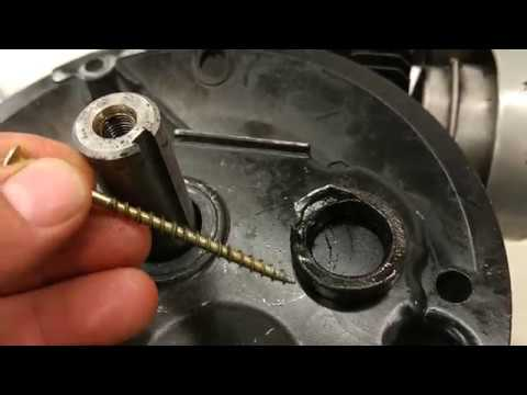 Briggs & Stratton engine oil seal replacement tips & tricks