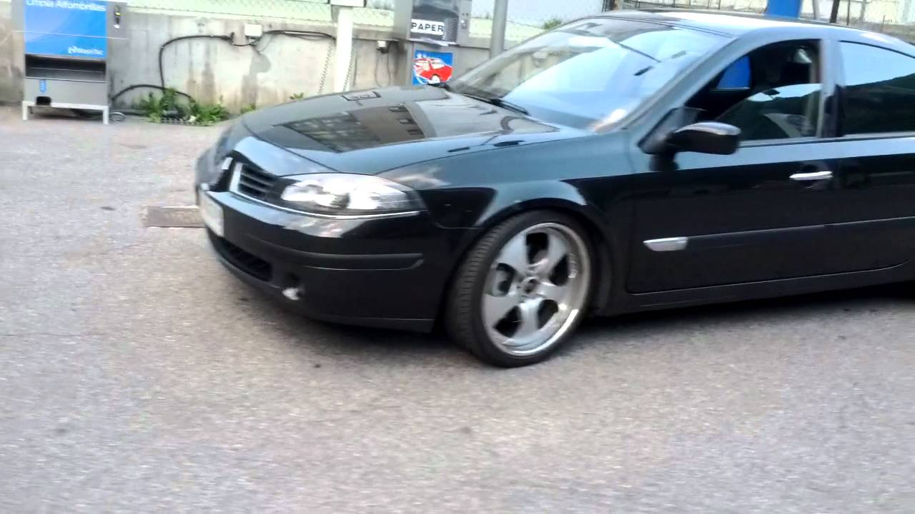 renault laguna ii gt turbo 205cv youtube
