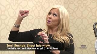 Terri Runnels Shoot Interview Preview