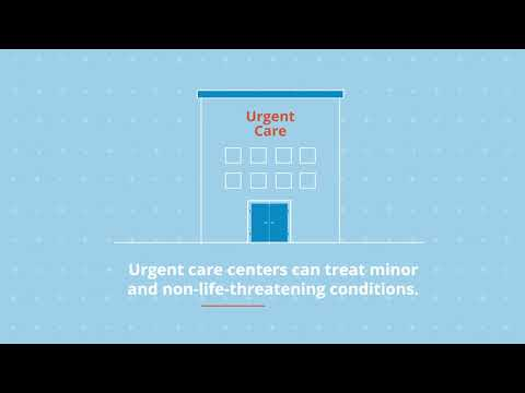 Urgent Care vs. The ER: What's the Difference?