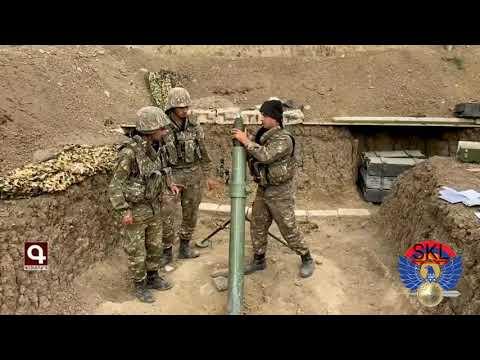 Кадры уничтожение Азербайджанской армии во второй Карабахской войне (1 часть) /клип