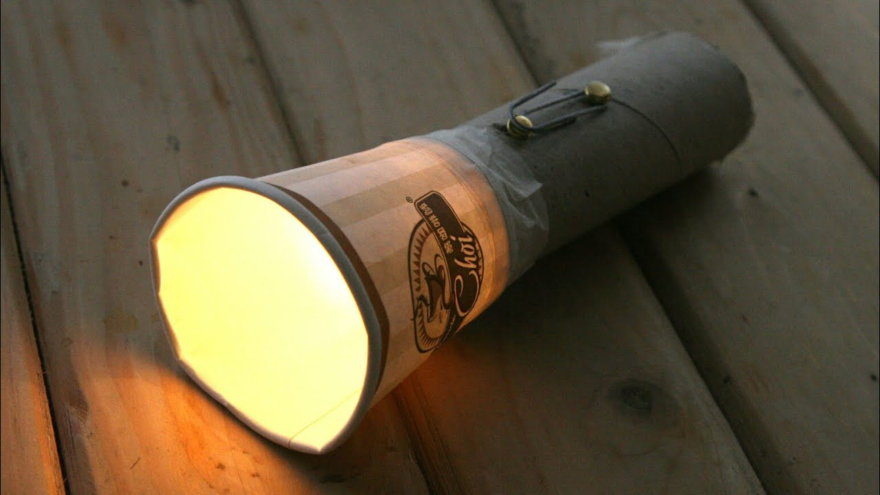 How to make torch with homemade things under 30 rupeesDIY