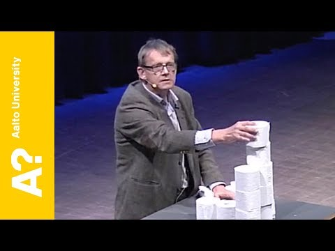 Hans Rosling: A fact based world view requires open data, infoviz & more