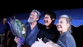 日本を代表する大御所俳優である山崎努と樹木希林が主演を務め、実力派...